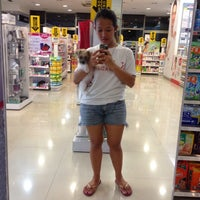 Photo taken at Watsons by Mae L. on 7/10/2014