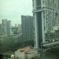 Photo taken at Keppel Towers by Nakiah A. on 10/9/2013