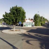 Photo taken at Rotonda de Conde de Osborne by Rafa A. on 7/15/2013