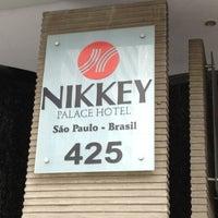 Foto tirada no(a) Nikkey Palace Hotel por Warlem C. em 5/31/2013