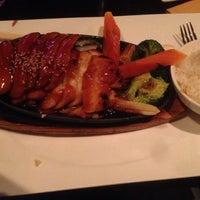 Photo taken at Samurai Japanese Cuisine by Jason A. on 5/20/2014