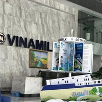 Photo taken at Vinamilk Tower by Huynh B. on 8/14/2017