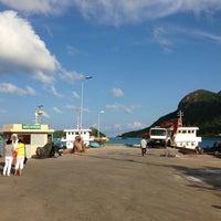 Photo taken at Cảng Bến Đầm by Huynh B. on 6/7/2014