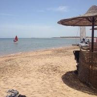Photo taken at Mövenpick Resort Soma Bay by Emile M. on 4/6/2014