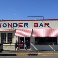Photo taken at Wonder Bar by NJ C. on 10/21/2012