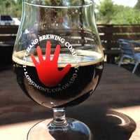 Photo taken at Left Hand Brewing Company by Colin S. on 8/10/2013