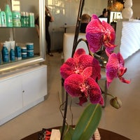 Photo taken at Square - Colour Salon & Spa by Harambee D. on 2/19/2014