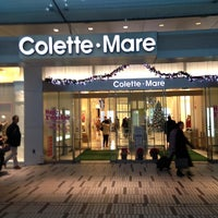 Photo taken at Colette Mare by mimi Y. on 12/14/2012
