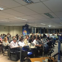 Photo taken at Sebrae SP by Adriano C. on 7/26/2016