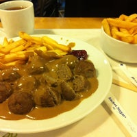 Photo taken at IKEA Restaurant by Hood I. on 3/29/2013