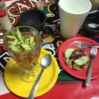 Photo taken at El Bucanero food & drinks by Mijail K. on 4/3/2015