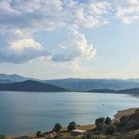 Photo taken at Debarsko Ezero by Şenol on 7/23/2016