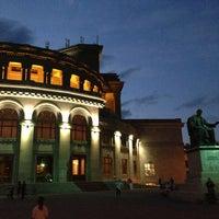Снимок сделан в Армянский театр оперы и балета им. Спендиарова пользователем Lena C. 5/18/2013