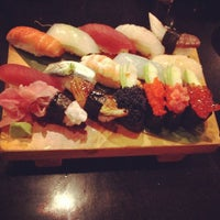 Photo taken at The Sushi Bar 1 by DiDi on 2/24/2013