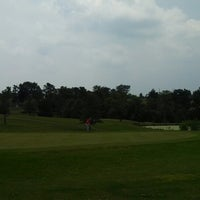 Photo taken at Tanglewood Golf Course by Chris P. on 6/17/2013
