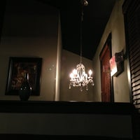 Photo taken at Spy Global Cuisine and Lounge by amy lyn d. on 10/28/2012