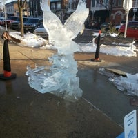 Photo taken at St. Joseph Magical Ice Carving Festival by Steven M. on 2/9/2013