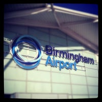 Photo taken at Birmingham Airport (BHX) by Aydogan S. on 3/24/2014