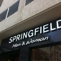 Photo taken at Springfield by Karim E. on 5/14/2013