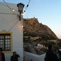 Photo taken at Ermita de la Santa Cruz by Carlos V. on 5/4/2013