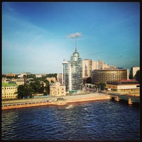 Photo taken at Москва City by Натали🍓 on 7/13/2013