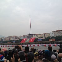 Photo taken at 1.Piyade Eğt. Tugay Komutanlığı Karargâh Bölüğü by FBİ on 11/28/2014