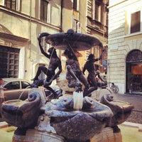 Foto scattata a Fontana delle Tartarughe da Mirko M. il 5/12/2013
