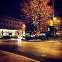 Photo taken at Piazza Bologna by Francesco F. on 1/11/2013