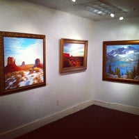 Photo taken at Sunnyvale Art Gallery and Cafe by Govind K. on 10/12/2012