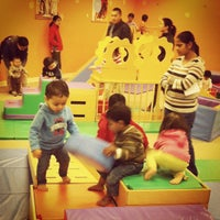 Photo taken at Gymboree Play And Music by Govind K. on 1/11/2013
