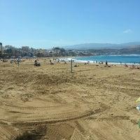 Photo taken at Playa Grande by Lidia M. on 3/6/2013