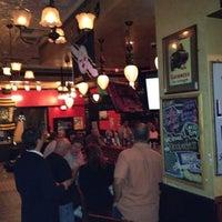 Photo taken at Claddagh Irish Pub by Ben D. on 9/16/2012
