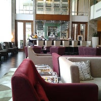 Photo taken at Sheraton Bratislava Hotel by Attila D. on 9/18/2012