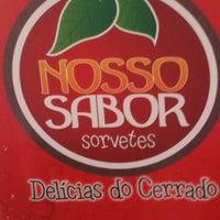 Photo taken at Sorveteria Nosso Sabor by Jezi A. on 1/28/2013