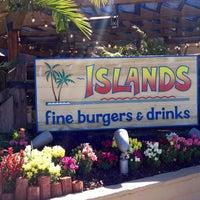 Photo taken at Islands Restaurant by Emine U. on 3/3/2013