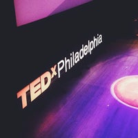 Photo taken at TEDxPhilly by Andy O. on 3/28/2014