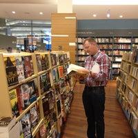 Photo Taken At Books Kinokuniya By Kurt B On 4 26 2013