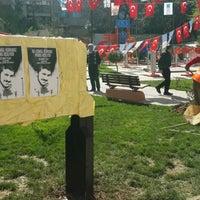 Das Foto wurde bei Ali İsmail Korkmaz Parkı von ersen am 3/21/2014 aufgenommen