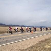 Photo taken at Carter Lake by Robert T. on 2/23/2014