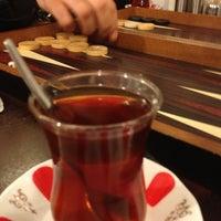 Photo taken at Teras Cafe (Beyaz Kale) by Cengiz B. on 11/12/2012