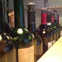 Photo taken at Evín Wine store & bar by Elisa D. on 10/12/2013