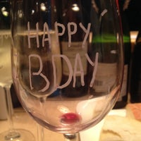 Photo taken at Evín Wine store & bar by Elisa D. on 3/8/2014
