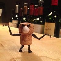 Photo taken at Evín Wine store & bar by Elisa D. on 11/7/2013