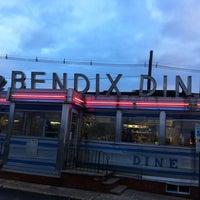 Photo taken at Bendix Diner by Ed J D. on 1/12/2014