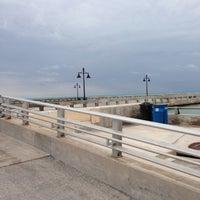 Photo taken at White Street Pier by Eric B. on 11/27/2012