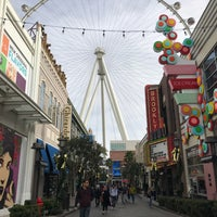 Photo taken at The LINQ Promenade by Joss A. on 11/20/2017