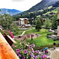 Photo taken at Hotel Garni Valerie by elNoriii on 8/10/2013