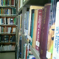 Photo taken at Biblioteca De Posgrado Enzo Levi by Téllez L. on 4/1/2013