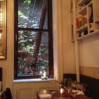 Photo taken at Aroma Kitchen & Wine Bar by Sabrina B. on 10/7/2012