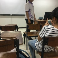 Photo taken at Humanities Building 6 (HB6) by qhaii on 4/24/2017